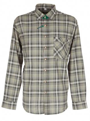 Orbis Herrenhemd 420000-3392/56 trachtengrün