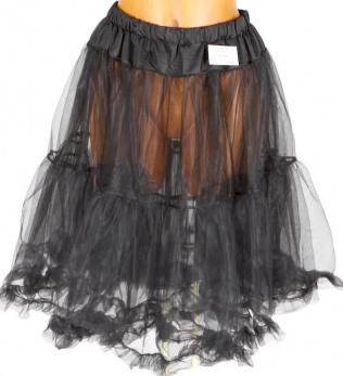 307765 Marjo Fluffy Petticoat 65er schwarz