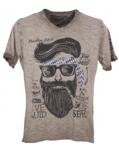 Hangowear T-Shirt Kenny 70477 bavaria beige