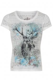 Hangowear Damenshirt Ciara 1201 71097 Blau 0141
