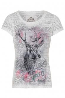 Hangowear Damenshirt Ciara 1201 71097 Rosa 0120