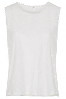 Hangowear Spitzen Shirt Elvira 1201 71105 Weiss