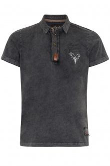 Hangowear Herren Polo-Shirt Linus 1192 70996 Anthrazit 0202