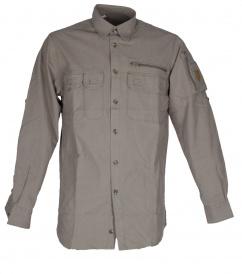 Hubertus Outdoor Herrenhemd 10510647  oliv 315 Krempelarm