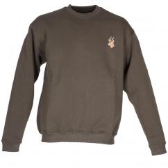 Hubertus Herren Sweatshirt 10510690 oliv 1006