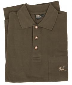 Orbis Poloshirt 128000-2711/55 oliv
