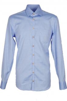 Orbis Herrenhemd 120012-3283/41 hellblau Slim fit
