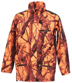 Hubertus Signal Jagd Jacke 10776690 orange 163