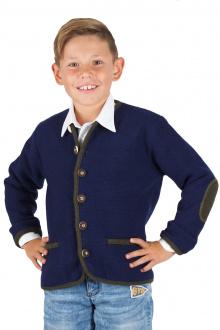 TeePee Kinderstrickjacke 3101 blau