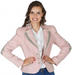 Lola Paltinger Jacke Tessa in rose schilf