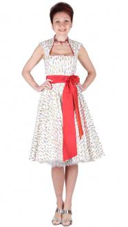 Sportalm Kleid Nikita 65er optical white
