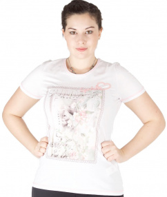 Sportalm T-Shirt  Nancy weiss summer