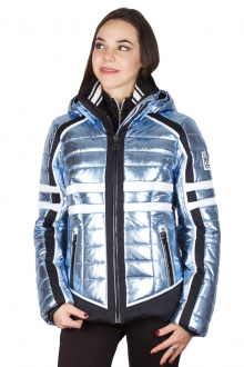 Sportalm Skijacke Crash 902197093 m.Kap Metallic Look Fb 23