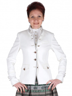 Steinbock Damenblazer Karin 49246 11286 weiss Fb 90