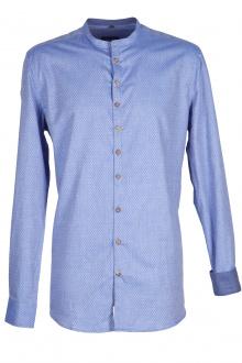 Orbis Herrenhemd 420004-3655/41 hellblau Body fit