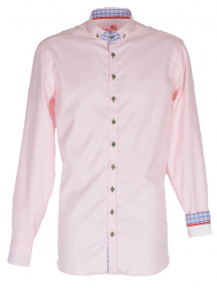 Orbis Herrenhemd 420006-3614/31 rosa Slim fit