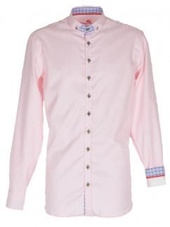 Orbis Herrenhemd 420006-3614/31 rosa Slim fit