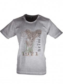 Orbis Herren T-Shirt 428001-3737 antrhazit Fb 15