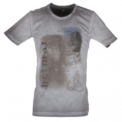 Orbis Herren T-Shirt 428002 3737 anthrazit Fb 15