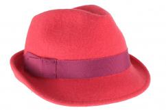 Damen Dirndlhut in pink