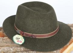 Ischler Hut Modell Colorado grün