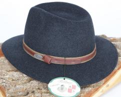 Ischler Hut Modell Colorado anthrazit