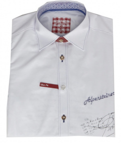 420001 2879 01 Orbis Hemd weiß mit Stick