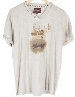 98295 Krüger Buam T-Shirt braun (007)