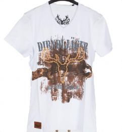 625200-020022-0100 Hangowear Herren T-Shirt Elton weiß