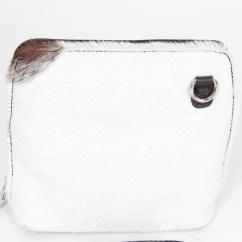 40245 Trachtentasche mit Kuhfell uni